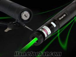 Toptan Yeşil Lazer Pointer 300 mw (Şarjlı)