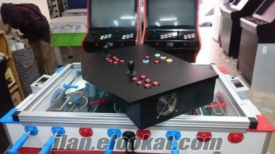 Atari Oyunları Makinası. Ev Konsolu