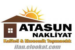 Atasun Evden Eve Nakliyat İzmir Ev Taşıma Firması