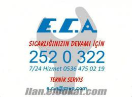 E.C.A Confeo Plus Kombi Sincan Etimesgut Ankara Servis