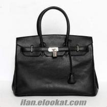 Louis Vuitton Style Siyah Çanta