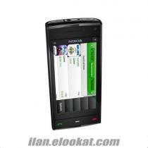 Nokia X6 Cep Telefonu 32 GB