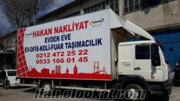 İstanbul Beşiktaş kiralık kamyon