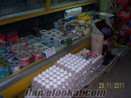 denizlide devren satılık market