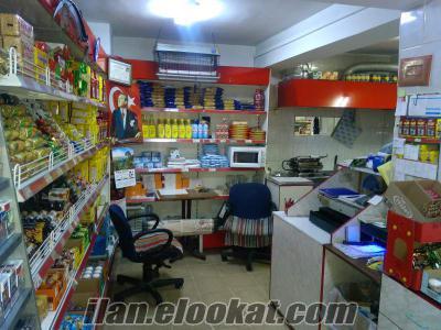 şaşmaz oto sanayide devren satılık market
