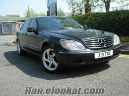 Mercedes-Benz S Class S320L 4DR AUTO-BEAUTIFUL-DVD- 3.2 2001 edek araba parca