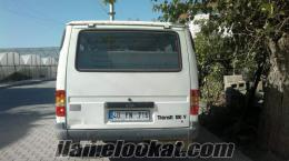 fethiyede satılık transit minibüs 100 v
