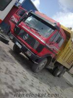 95 model 2521 mercedes damperli kamyon