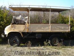 MERCEDES UNİMOG 4x4 arazi kamyoneti 1974 model