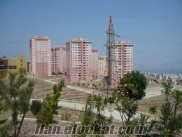 İzmir Uzundere Toki Doğa kent sitesinde satılık 3+1 120 M. Borcsuz