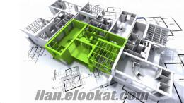 Yapı Dekorasyon 3D Max - Auto CAD Tadilat