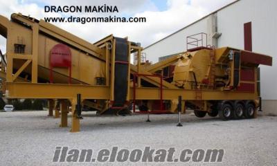 DRAGON 15 - Mobil Kapalı Devre Kırma Eleme Tesisi Yeni teknoloji
