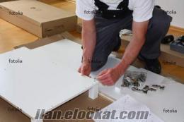 Bauhause Mobilya Montajı , Mobilya Montajcısı Mobilya mutfak gardolap masa, ki