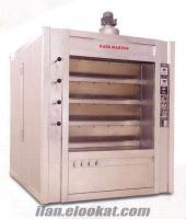 Ekmek pişirme fırınları