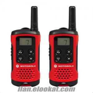 Motorola TLKR-T40 Pmr El Telsizi 2