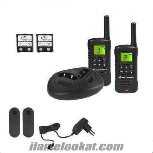 Motorola TLKR T60 8km Etkili PMR El Telsizi