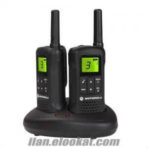 Motorola TLKR-T61 8km Etkili Pmr El Telsizi