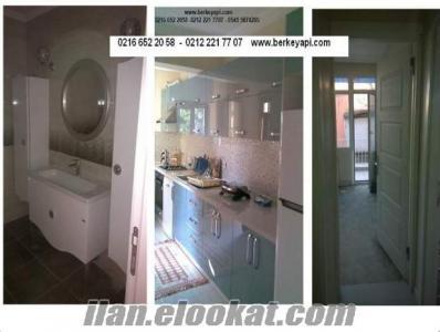 taksitle ucuz komple daire tadilatı mutfak tadilatı banyo tadilatı tesisatı