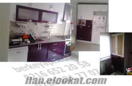 SENETLE imalattan aracısız mutfak dolabı ve ray dolap modelleri en ucuz fiyatlar