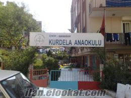 İzmir Karabağlarda anaokulu