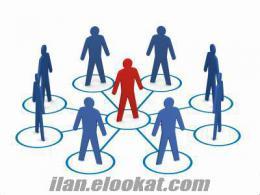 network marketingde çalışacak türkiye geneli arkadaşlar aranıyor
