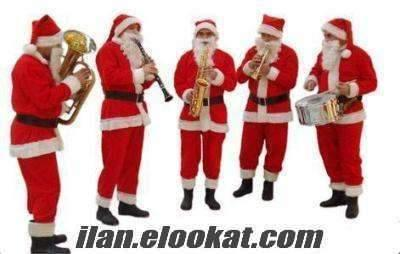yeni yıl erken kutlamalarına alo istanbul alo müzisyen orkestra bayan solist