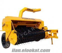 satlık saman makinası saman aktarma makinası saman arabası ve tırmık