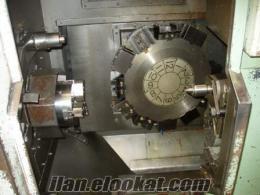 OKUMA LB 10 CNC TORNA 6 inç SATILIK