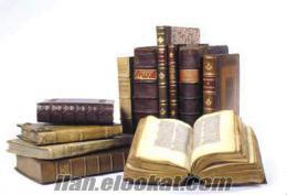 ESKİ KİTAP ALAN YERLER İZMİR + ESKİ KİTAP ALINIR İZMİR + KULLANILMIŞ KİTAP
