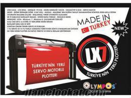 Olympos LX7 Optik Gözlü Folyo Kesim Makinası 120cm