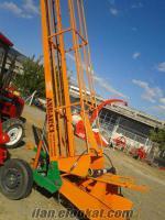 balya toplama yükleme makinası kamyona yükleme 4 tekerliye yükleme makinası ot y