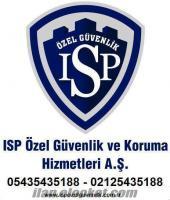 ISP Özel Güvenlik ilanları, özel güvenlik görevlileri aranıyor