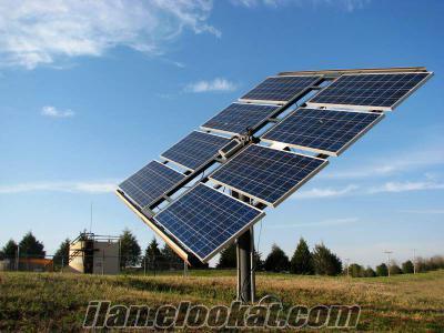 Güneş Enerji Sistemleri Panel, Akü, İnverter, Şarj Kontrol Cihazları