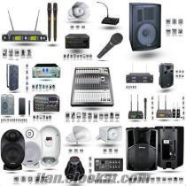 Telsiz Kablosuz Mikrofon AmfiHoparlör Ses sistemleri Hifi Sound Müzik Dj Ekipman belediyeil