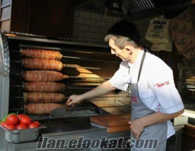 ingilizce bilen aşçı