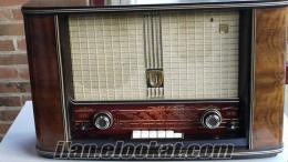 radyo dual pikap antika lambalı müzik dolabı tamiri