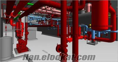 2D / 3D Mekanik Proje Uygun Fiyatlı Çizilir. Keşif Çıkarılır.