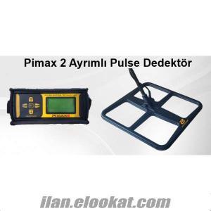 pulse pimax 2 define dedektör fiyatı