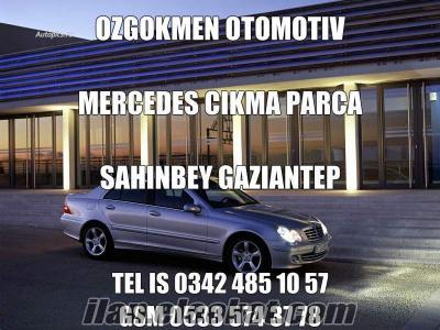 MERCEDES W611 MOTOR ÇIKMA PARCA