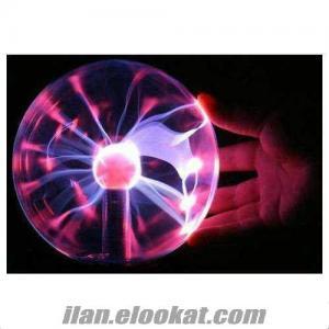 TOPTAN Plazma Küre, Işıklı Sihirli Küre