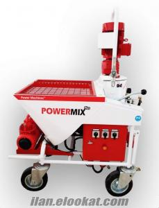 POWERMIX ALÇI SIVA MAKİNASI PLUS
