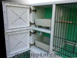 muhabbet kuşu üretim kafesleri