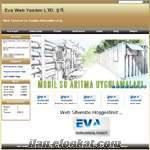 Hazır web sitesi Yönetilebilir Site
