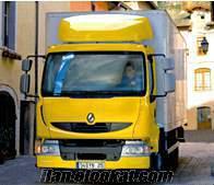 İstanbulda kiralık kamyonet