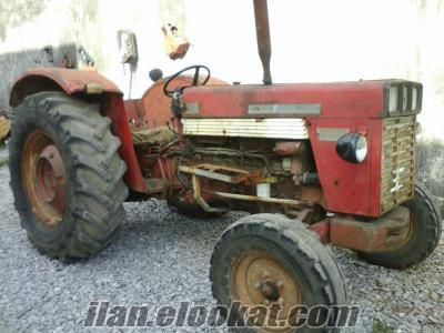 hurda eski traktör alınır ve satılır