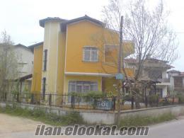 bayramoğlunda sahibinden satılık tripleks villa