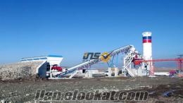 Üreticiden Sabit beton santrali 100 m3/h STOKTAN