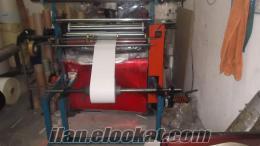 kasap kağıdı laminasyon makinası
