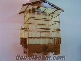 Satılık kanarya kafesi