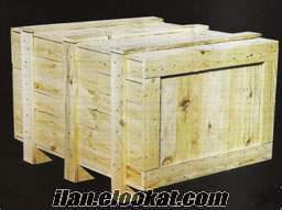 Ambalaj-ahşap sandık kafes imalatı istanbul kafes sandık
